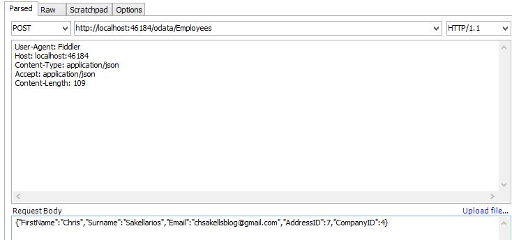 ASP NET Web API feat  OData |  NET Code Geeks